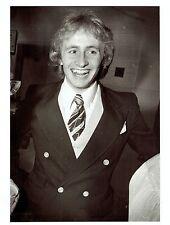 1980 Original Photo Detroit Express Soccer Keith Furphy in men's suit fashion