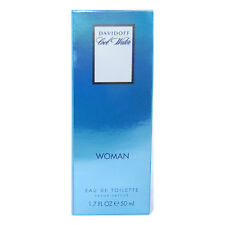 (EUR 49,80/100 ml) Davidoff Cool Water Woman Eau de Toilette Spray EdT 50 ml NEU