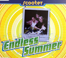 Scooter Maxi CD Endless Summer - Europe (M/M)
