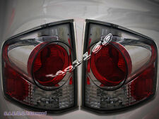 1994-2004 95 96 97 98 99 00 01 02 03 CHEVY S10 SONOMA TAIL LIGHTS 3D STYLE SMOKE
