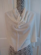 Cynthia Rowley Cashmere Topper – Ivory – NWT $120+