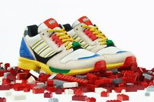 ✅100% AUTHENTIC✅ Adidas ZX8000 x LEGO ZX3482 Yellow White 🚨CONFIRMED🚨 US 8.5