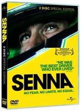 SENNA (2011), AYRTON Grand Prix Formula One F1 2010 Documentary - R2 DVD not US