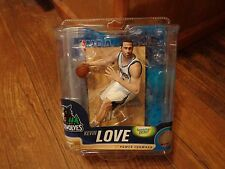 2012 MCFARLANE TOYS SPORTS PICKS--TIMBERWOLVES--KEVIN LOVE FIGURE (NEW)SERIES 21