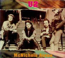 COFFRET 4 CD RARE- U2 – McNichols Arena
