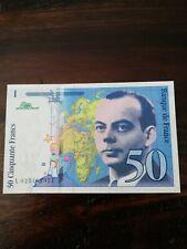 Billet de 50 francs St Exupéry de 1994 neuf