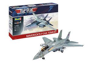 "Revell 03865 F-14A Tomcat ""Top Gun"" 1:48 Model Kit"