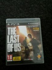 Sony PS3 The Last Of Us Video Game