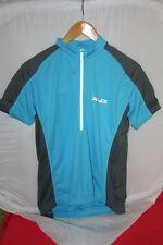 XLC - Maillot Vélo Kurzarmtrikot Dryntex Vélo  - Bleu Gris Foncé T : M  neuf