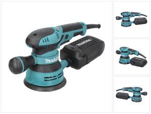 Makita BO 5041 Exzenterschleifer / Schleifmaschine 300 W 125 mm Solo