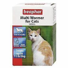 Beaphar Multiwormer Cat - 12tab - 558113
