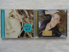 Lot of 2 ~ CELINE DION ~ All The Way & The Collector's Series Volume One ~CDs