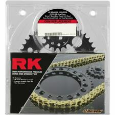 RK Natural Honda 530 XSO-Z1 Chain and Sprocket Kit - 1103-080E 1230-0704