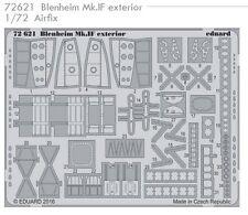 Eduard PE 72621 1/72 Bristol Blenheim Mk.IF exterior Airfix