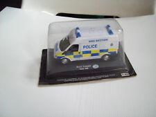 Ford Transit police 2000 (GB) 1/43 (edicola)
