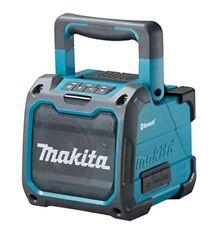 Makita DMR200C  12V-14.4V-18V Jobsite Speaker with Bluetooth AC/DC
