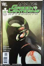 War of the Green Lanterns Aftermath #1 NM- 1st Print DC Comics