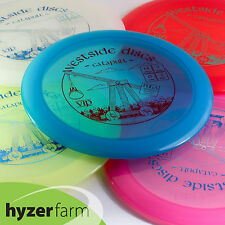 Westside Discs Vip Catapult *pick weight and color* Hyzer Farm disc golf driver
