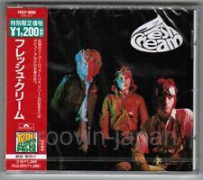 Sealed CREAM Fresh Cream ERIC CLAPTON JAPAN CD POCP-9088 w/OBI 1997 reissue