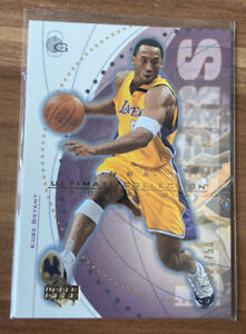2002-03 Kobe Bryant Upper Deck Ultimate Collection /750