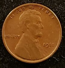1911 D Lincoln Wheat Penny Nice VF Graded Fairly