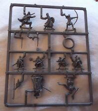 LORD OF THE RINGS MINES OF MORIA 'THE FELLOWSHIP OF THE RING' PLASTIC ON SPRUE