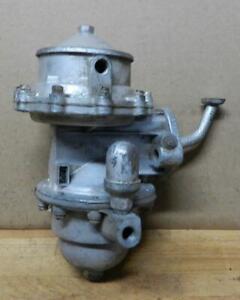 1940-47 Hudson vehicles 175ci 2.9 212ci 3.5 6-Cyl rebuilt fuel pump 579 1523937