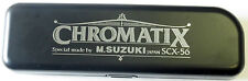 Suzuki Chromatix 14 SCX-56 Harmonica In The Key OF C