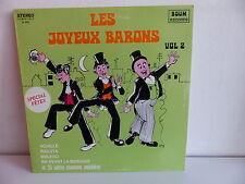 LES JOYEUX BARONS Vol 2 Achille ... BOUM RECORDS B1010