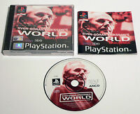SVEN-GORAN ERIKSSON'S WORLD CHALLENGE FOR SONY PLAYSTATION - TESTED WORKING