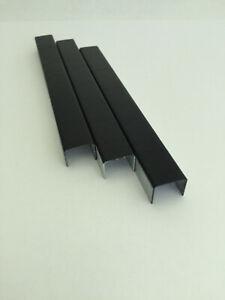 18.000 BeA 380/10 *schwarz* Tackerklammern Heftklammern Tacker Klammern 10 mm