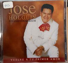 Vuelve A Tu Primer Amor- Jose Holguin - CD de musica cristiana