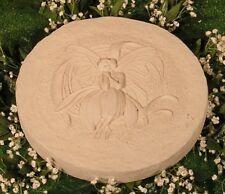 Fairy Spirit Pixie Flagstone Stepping Stone Latex Fiberglass Mold Concrete