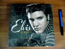 Memories (Box set, The 50's, 60's, 70's) Elvis Presley (2009, 3CD) SEALED LN