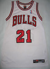 Rare Macus Fizer Chicago Bulls Nike Jersey size 44