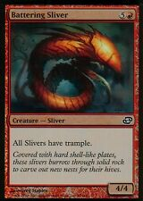 Battering Sliver FOIL | NM | Time Spiral | Magic MTG