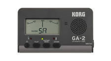 Korg GA-2 Guitar and Bass Tuner (Replacement for GA-1)