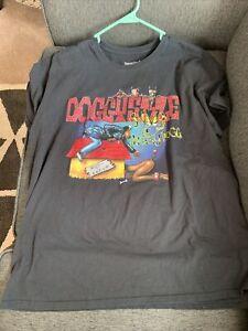 Snoop Doggy Dogg Shirt Doggystyle XL dr Dre Hip Hop Rap Gangsta LA long Beach