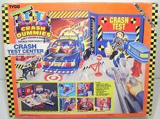 Tyco Incredible Crash Dummies CRASH TEST CENTER Playset Sealed NEW Vintage 1991