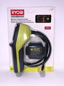 Ryobi Phone Works Wireless Inspection Scope-ES5001