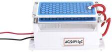 220V 10g/h Ozone Generator Air Purifier Odor Eliminator Remover Kill Tool Eater