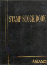 Stamp Album - Stock Books, 10 Sheets, 9 Pages SUPER-Fine Quality-Fresh Stock