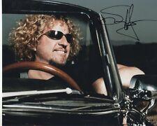 """Sammy Hagar """"Van Halen/Chickenfoot"""" Autogramm signed 20x25 cm Bild"""