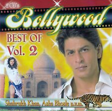 BEST OF BOLLYWOOD VOL. 2 - VARIOUS ARTISTS / 2 CD-SET