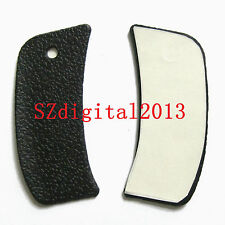 NEW Repair Part For Nikon D80 Thumb Rear Back Cover Rubber Unit + Tape Adhesive