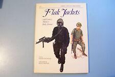 FLAK JACKETS. 20th Century Military Body Armour. Simon Dunston. 1984. Osprey.
