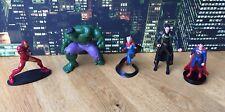 Super Hero Marvel Figures Toys Bundle.