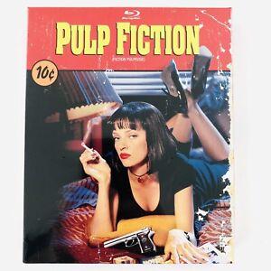 Pulp Fiction (Blu-ray/DVD, 2-Disc Box Set)