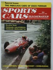 SPORTS CARS Illustrated September 1959 SPECIAL Ferrari California Berlinetta