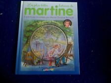 Martine un univers familier Vol  3 + CD by Gilbert Delahaye  French New